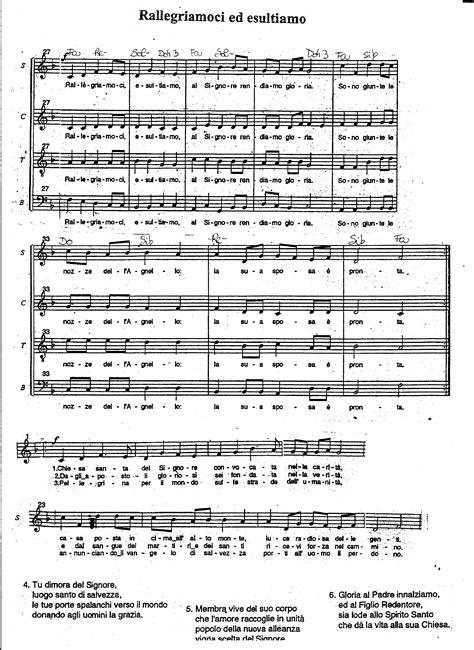testo alegria buon natale in allegria spartito pianoforte