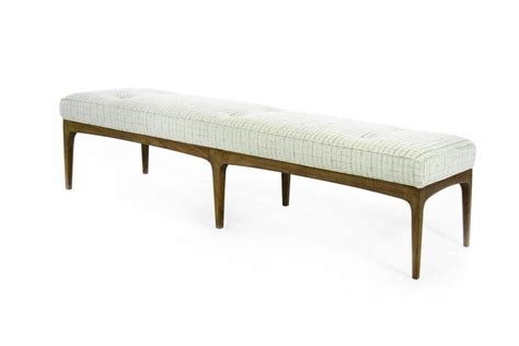 extra long bench extra long bench in the style of paul mccobb for sale at
