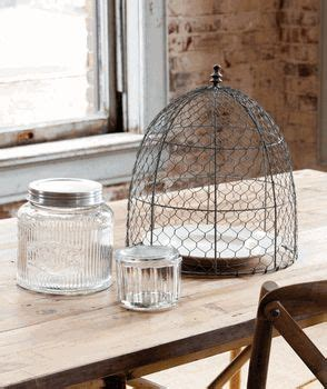 Substitute For Kitchen Twine by 17 Best Images About Wire Cloche On Pedestal