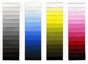 color value scale 4 monochromatic value scale mixing complementary colors