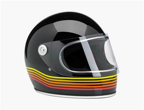 Helm Retro Type Maroon 9 best vintage style motorcycle helmets gear patrol