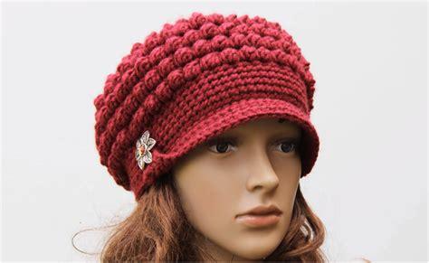 pattern crochet hat with brim crochet brimmed hat free pattern yarnandhooks