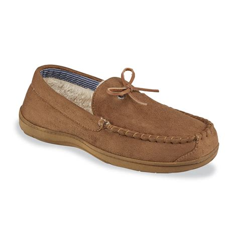 trapper slippers dockers s trapper moccasin slipper shop your way
