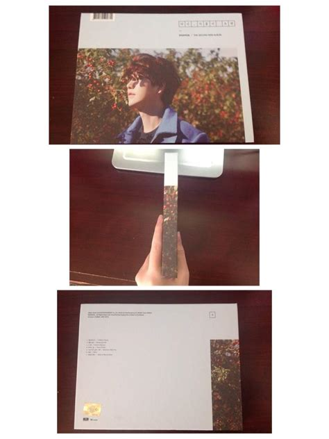 Yesung 2nd Mini Album Fall Limited kyuhyun quot fall once again quot album unboxing k pop amino