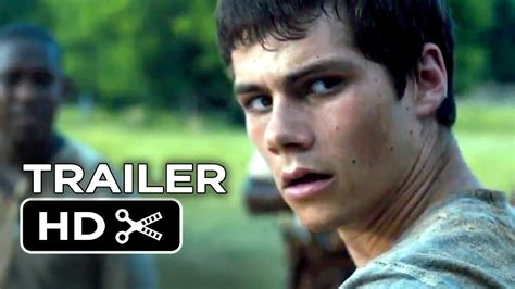 the maze runner movie images featuring dylan o brien the maze runner official trailer 1 2014 dylan o brien