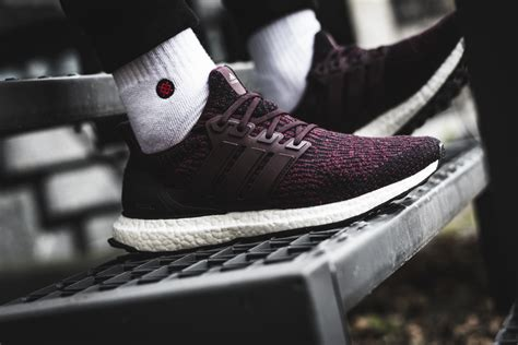 D149 Adidas Ultra Boost 30 Premium Quality Me Kode Rr149 s shoes sneakers adidas ultra boost 3 0 quot burgundy quot s80732 best shoes sneakerstudio