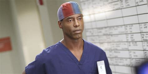 isaiah washington will return to grey s anatomy to play dr burke again