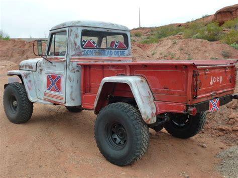 Jeep Vs Truck 1960 Willys Jeep Truck V8 Na Prodej