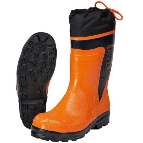 rubber st size stihl chainsaw rubber boot size 12 stihl boots mower magic