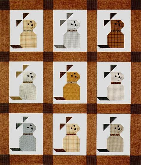 Puppy Quilt Pattern by Qdnw Puppy Quilt Pattern