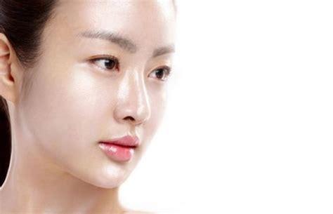 menghilangkan minyak  wajah secara permanen