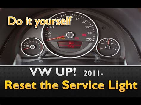 reset l200 service light vw up service light deactivation reset guide youtube