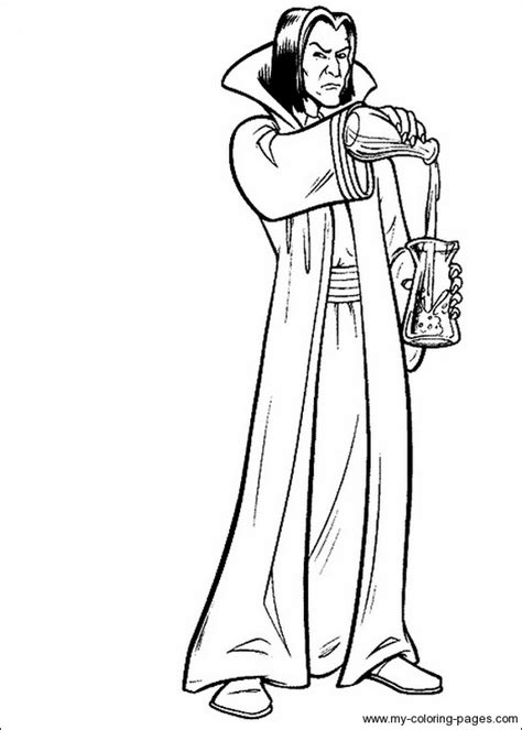 harry potter coloring pages snape 68 best images about harry potter kid s club on pinterest