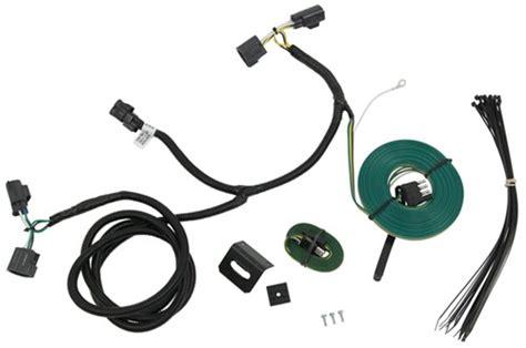 trailermate custom light wiring kit for towed
