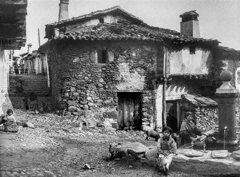 imagenes casas antiguas quot la fuente grande y casas antiguas quot guisando foto