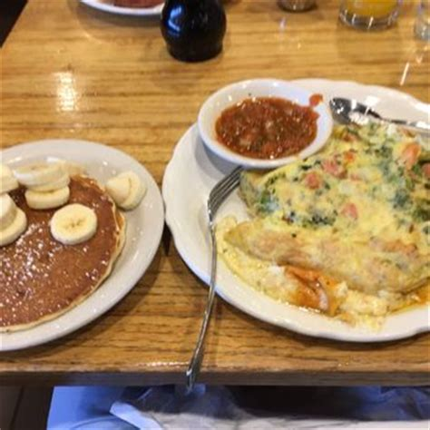 Original Pancake House Nutrition by Original Pancake House Vegetarian Omelette Calories