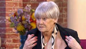 Recovery actress liz dawn appeared on this morning after having a