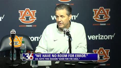 no room for error quot we no room for error quot abc 36 news