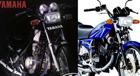 Emblem Tangki Rx King Thn 2002 sejarah yamaha scorpio successor rx king bermesin 4 tak gilamotor