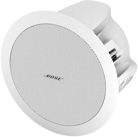 Ceiling Mounted Speakers Bose by Bose Ds16f Ceiling Speaker Flush Mount 70 Volt Muzeek World