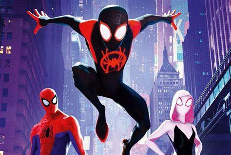 voir 4k spider man new generation r e g a r d e r 2019 film international spider man into the spider verse poster
