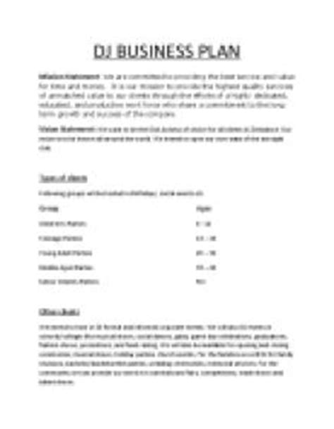T Shirt Business Plan Template t shirt company business plan dailynewsreports119 web
