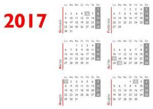 calendario 2017 da stare jpg calendario 2017 calendar template 2016
