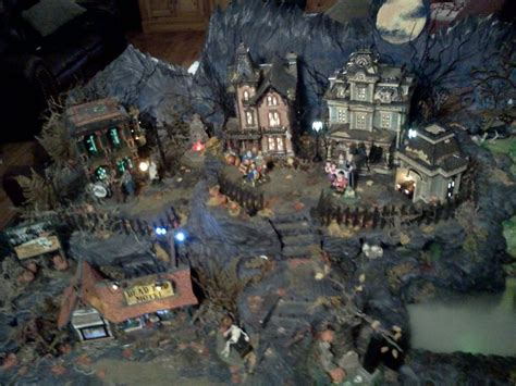 minuiture christmas towns 17 best images about displays on miniature and