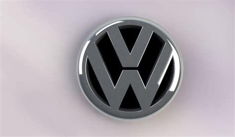 tutorial logo vw volkswagen logo stl step iges solidworks 3d cad