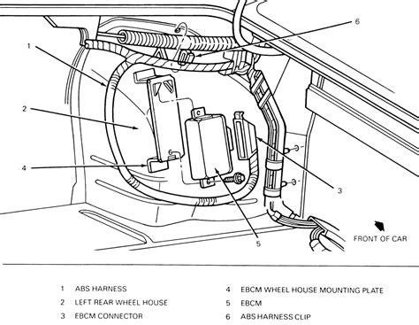 repair anti lock braking 1998 cadillac deville navigation system repair guides anti lock brake system control module autozone com