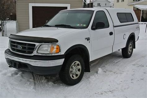 how to sell used cars 2001 ford f series spare parts catalogs find used 2001 ford f150 7700 cng truck 4x4 no reserve in windber pennsylvania united states