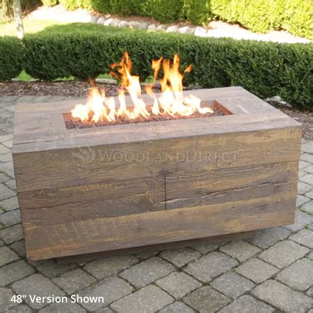 woodland direct pit pit 108 quot woodlanddirect outdoor fireplaces pits gas the outdoor plus