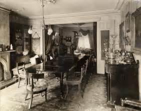berkeley house dining room in 1900 history rhymes