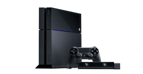 ps4 console sony sony unveils playstation 4 console price and release date