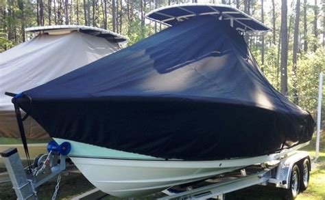 nautic star boat covers nauticstar 2302 legacy 20xx t top boat cover port front