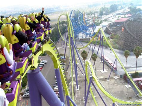 7 Great Amusement Parks For by Six Flags 7 Great Amusement Parks For Lifestyle