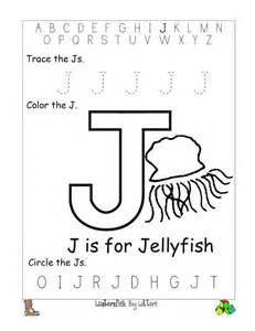 printable letter j worksheets for kindergarten loving