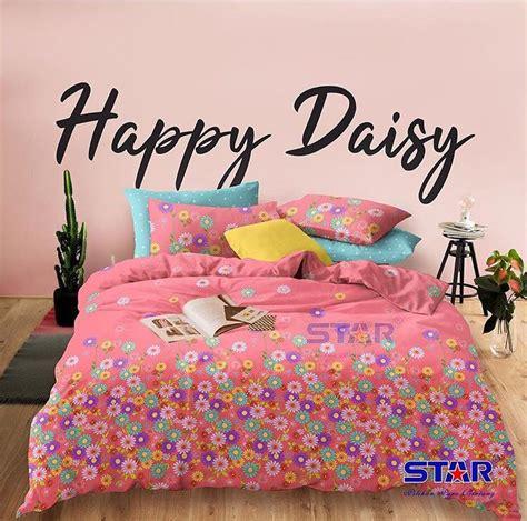 Harga Sprei Merk Happy detail produk sprei dan bedcover happy pink toko