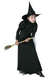 making a witch costume deluxe child witch costume