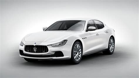Maserati Vehicles by Five Year Warranty And Service Package On Maserati