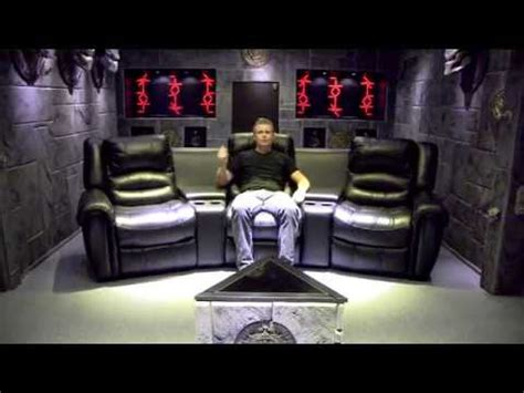 crazy alien  predator house youtube