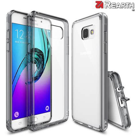 Hardcase Back Cover Rearth Ringke Fusion Samsung Galaxy A5 Transparant rearth ringke fusion samsung galaxy a7 2016 smoke black