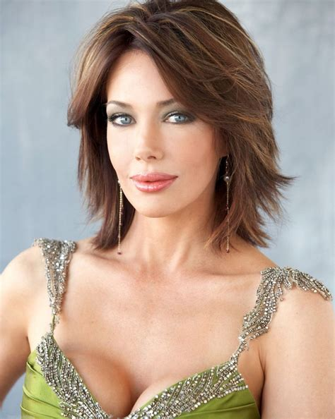 hunter tylo hairstyle hunter tylo age 50 love the hair style my hair dresser