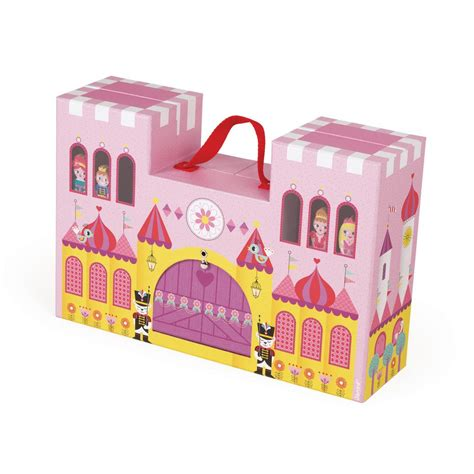 Building Block Tas Pink 42 Pcs Best Product ean 3700217327897 princess palace play adventure castle figures puzzle pink yellow box
