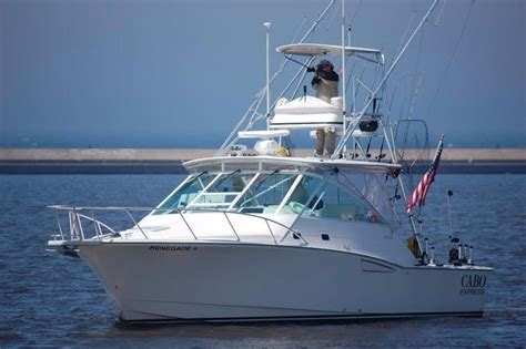 2001 used cabo 35 express sports fishing boat for sale - 35 Express Boat