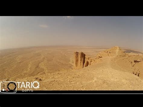 Gopro Di Arab Saudi edge of the world riyadh saudi arabia gopro 2