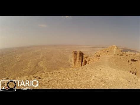 Gopro Di Arab Saudi Edge Of The World Riyadh Saudi Arabia Gopro 2