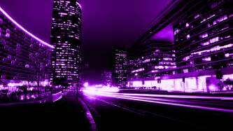 House From Twilight screenheaven purple abstract city buildings lights high
