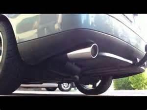 Volvo S60 Exhaust Volvo S60 2 4 170hp Bsr Sportflow Exhaust