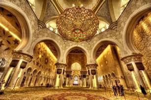 Mosque Chandelier Sheikh Zayed Masjid Abu Dhabi Check Out Sheikh Zayed